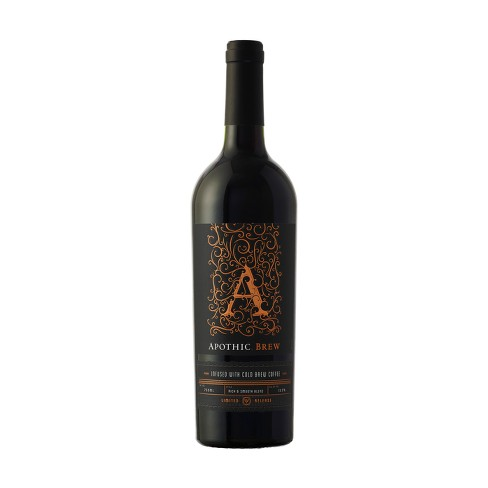 Apothic Brew Red Blend - 750ml Bottle - image 1 of 4