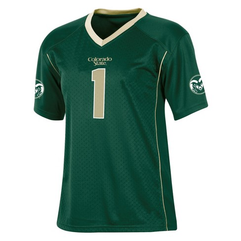 Colorado State Rams Boys Short Sleeve Replica Jersey - image 1 of 2