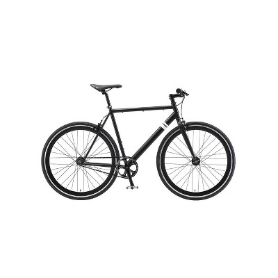 "Sole Bicycles The Overthrow II Single Speed 29"" Road Bike - Black"