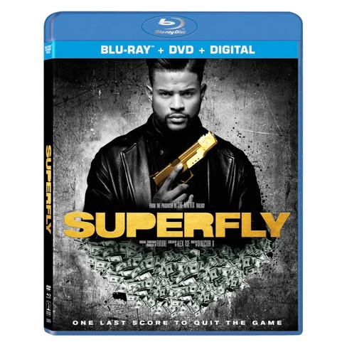 Superfly (Blu-Ray + DVD + Digital) - image 1 of 1
