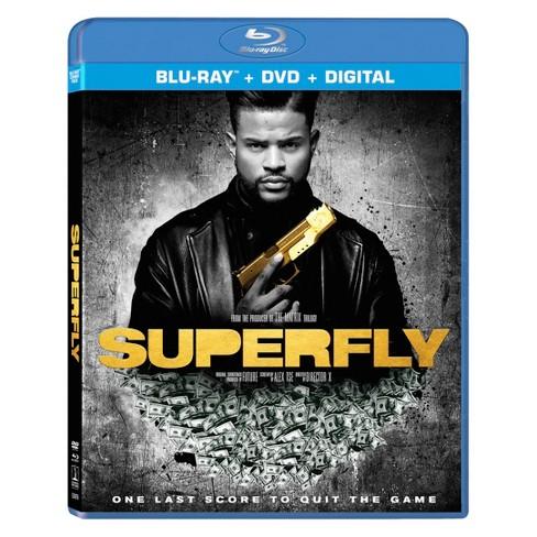 b85cf70f5 Blu-ray DVD digital combo Superfly (Blu-Ray + DVD + Digital)