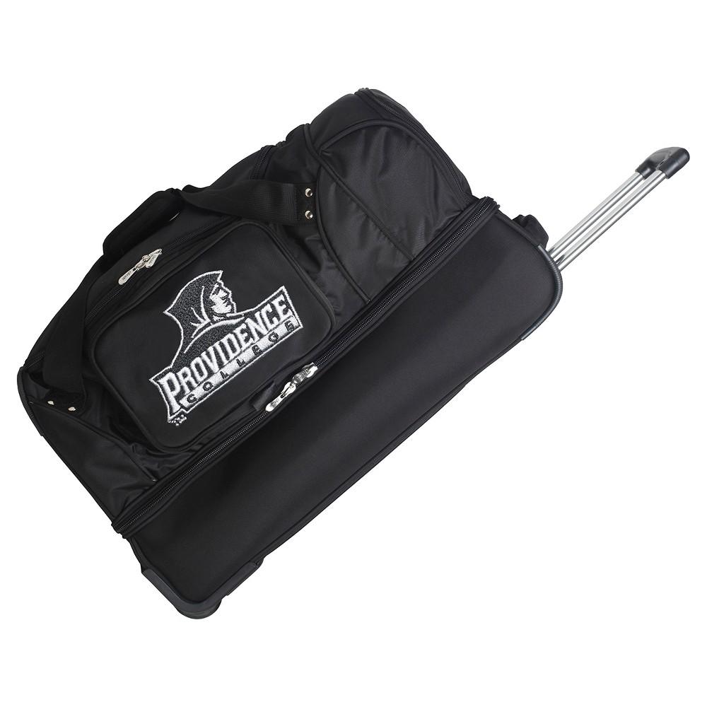 NCAA Providence Friars 27'' Rolling Drop Bottom Duffel Bag