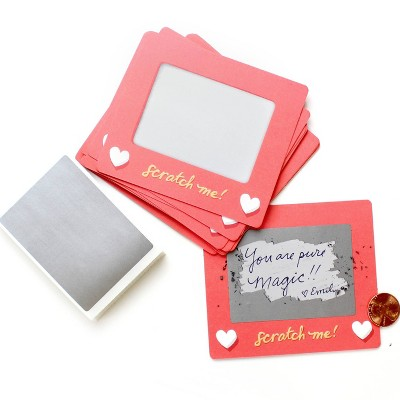24ct Scratch Off Lunchbox Notes: Edition 4 Sketch