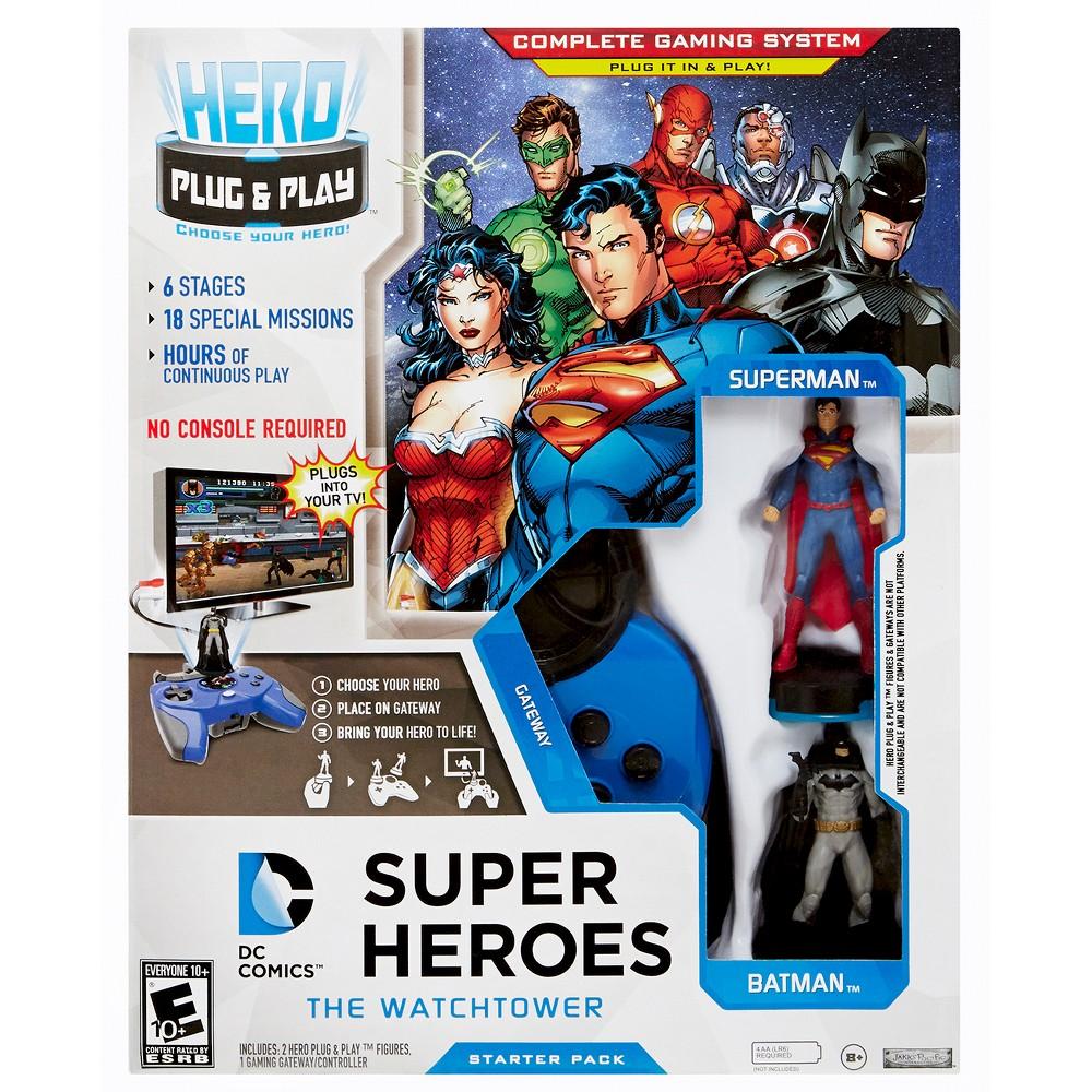 Hero Portal DC/PR Starter Set Hero Portal DC/PR Starter Set Gender: unisex.