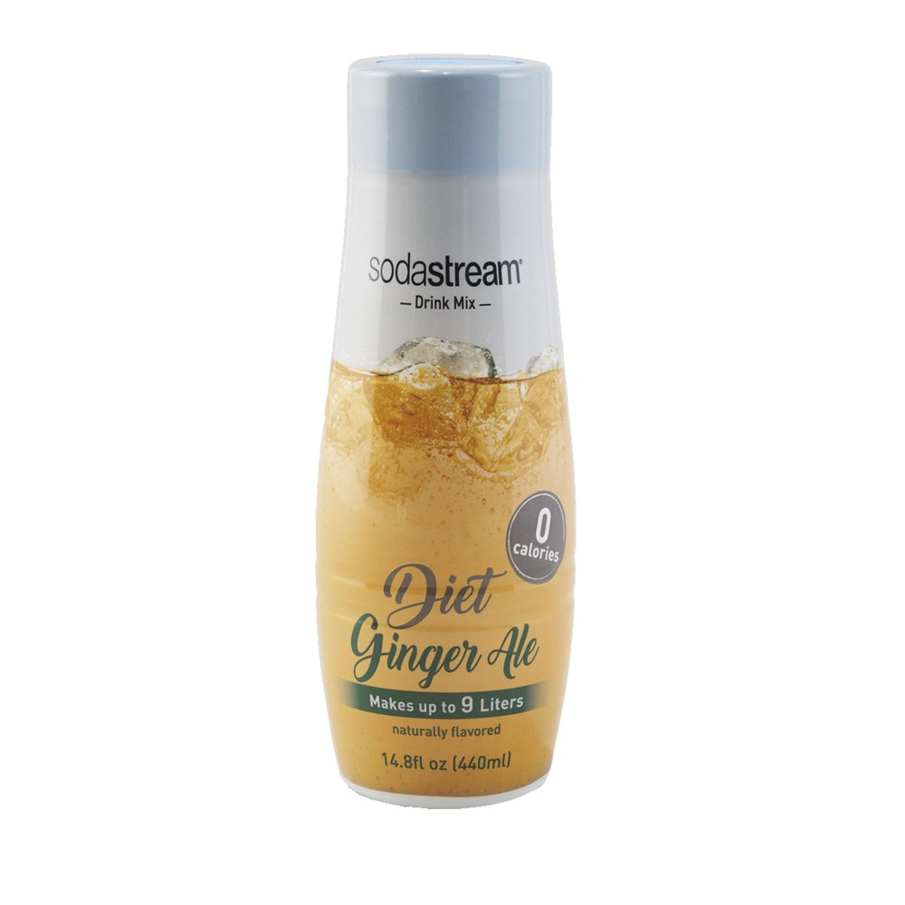SodaStream Diet Ginger Ale Sodamix - 440ml