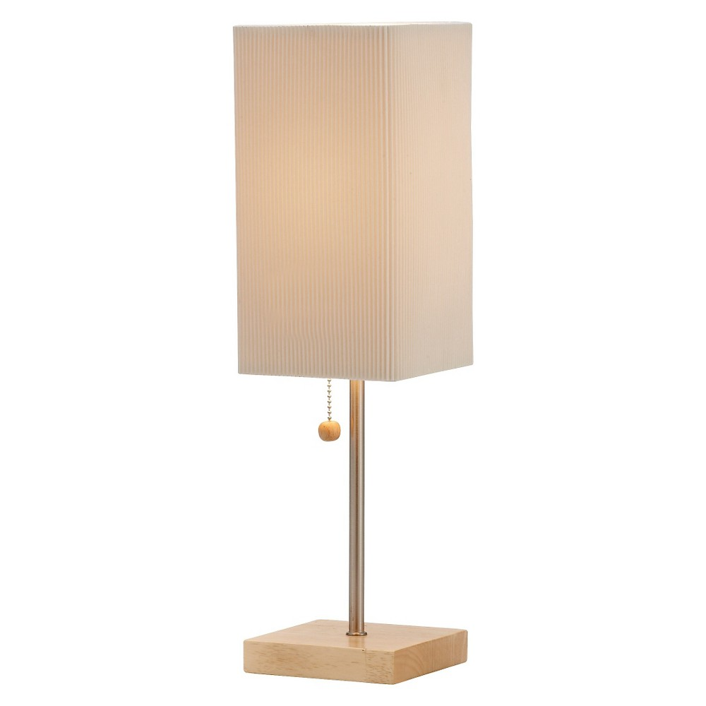Image of Adesso Angelina Table Lamp (Lamp Only) - White