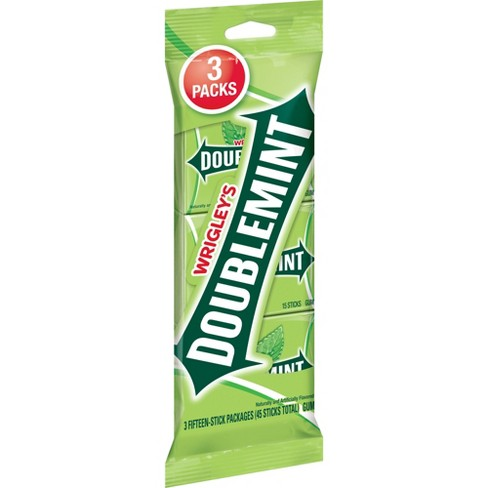 Doublemint Gum - 45ct - image 1 of 2