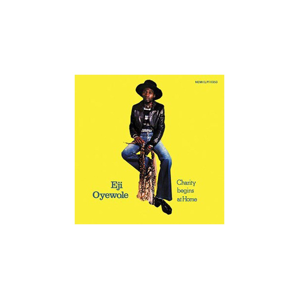 Eji oyewole - Charity begins at home (Vinyl)