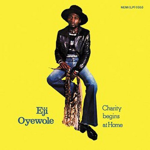 Eji oyewole - Charity begins at home (Vinyl) - image 1 of 1