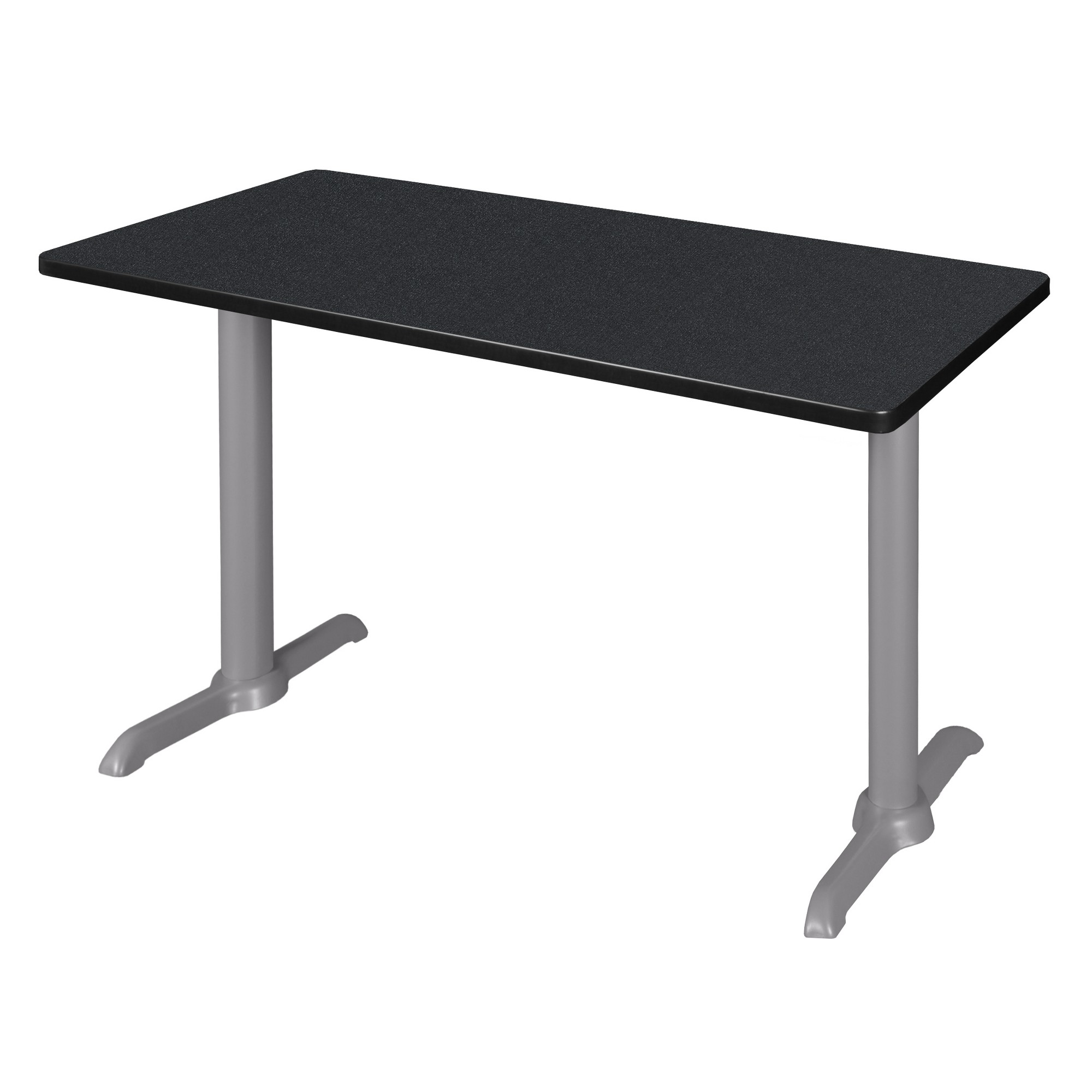 42 Via Training Table Carbon/Gray (Black/Gray) - Regency