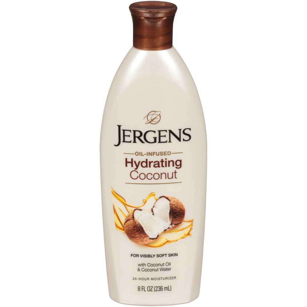 Image of Jergens Moisturizing Lotion - coconut - 8 oz