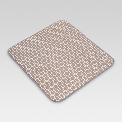 Polyester Dish Drying Mat - Threshold™ - image 1 of 1