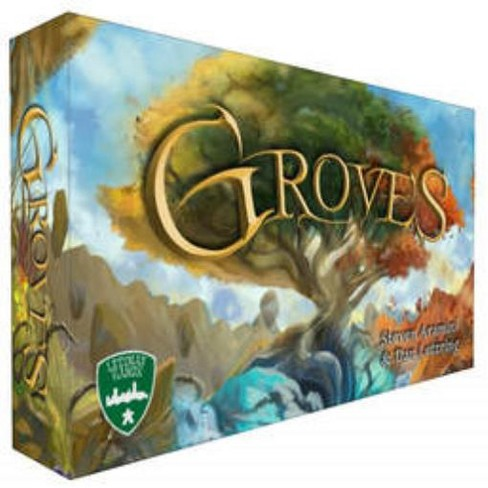 Groves Board Game - image 1 of 2