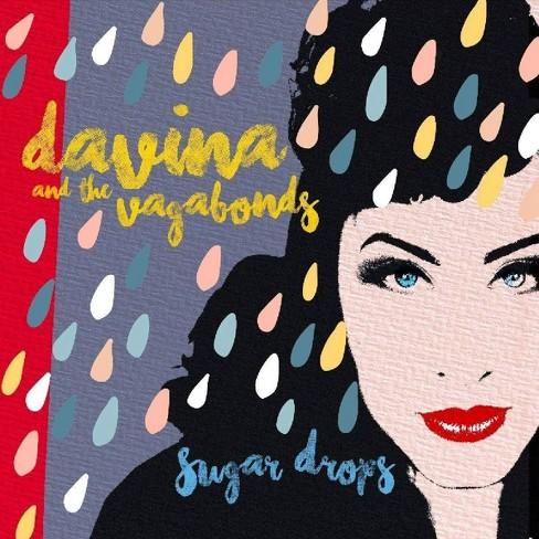 Davina  &  The Vagabonds - Sugar Drops (Vinyl) - image 1 of 1