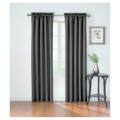 Corinne Blackout Curtain Panel - Eclipse