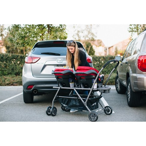 Joovy Twin Roo Infant Car Seat Stroller Frame Target
