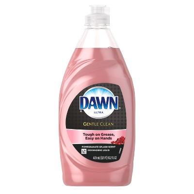 Dish Soap: Dawn Gentle Clean