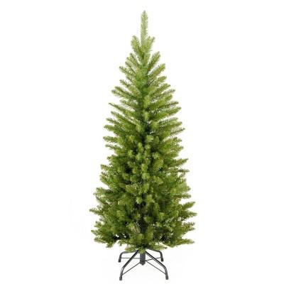 4ft National Christmas Tree Company Kingswood Fir Artificial Pencil Christmas Tree