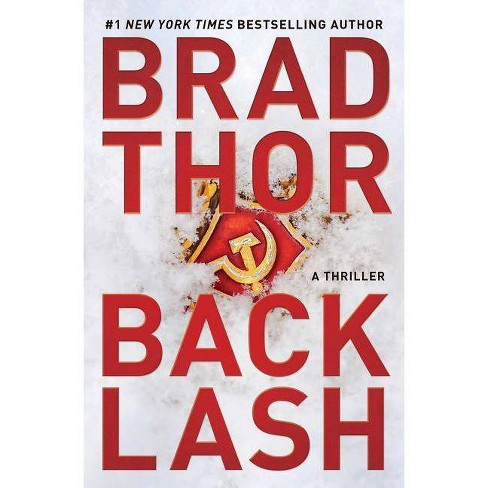 Backlash, Volume 18 - (Scot Harvath) by  Brad Thor (Hardcover) - image 1 of 1