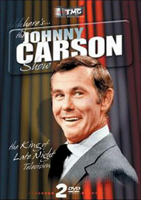 Johnny carson (DVD) - image 1 of 1