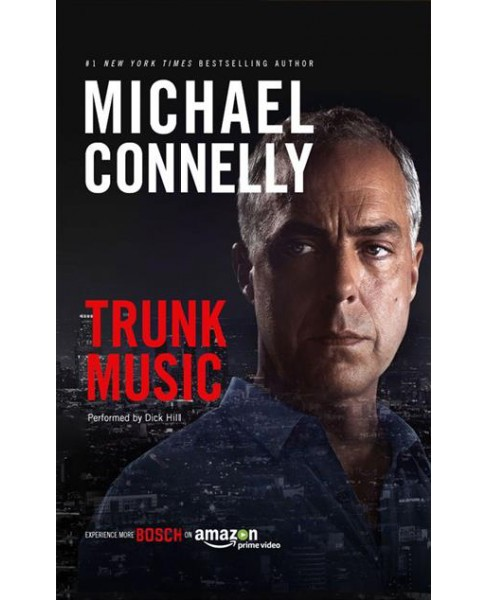 Trunk Music (Unabridged) (CD/Spoken Word) (Michael Connelly) - image 1 of 1