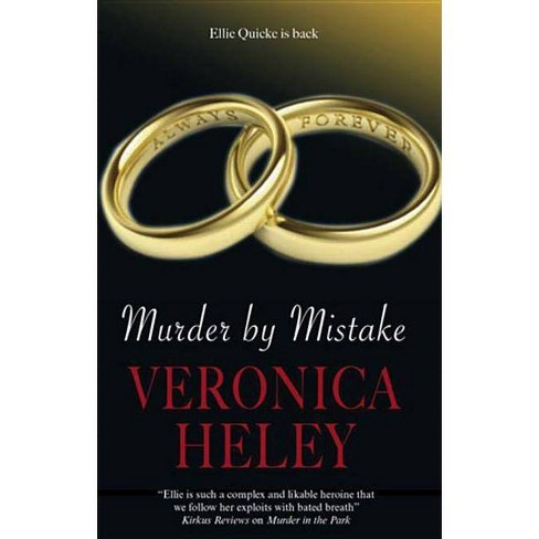 Murder by Mistake - (Ellie Quicke Mysteries) by  Veronica Heley (Hardcover) - image 1 of 1