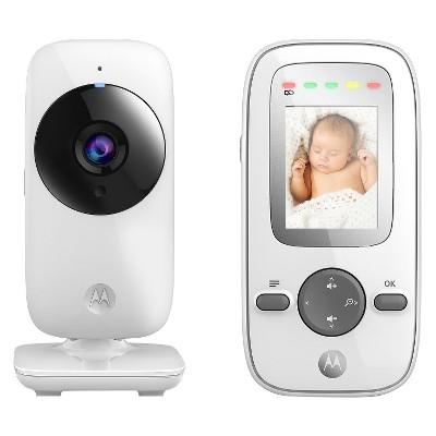 Motorola 2  Video Baby Monitor - MBP481