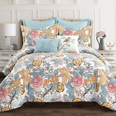 Sydney Comforter Set - Lush Décor