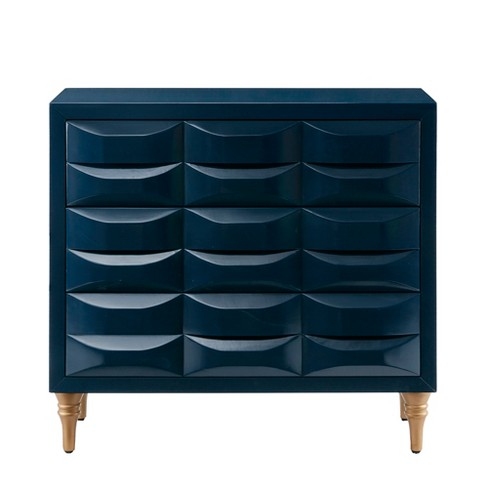 Kat 3 Drawer Chest Furniture Collection - image 1 of 4