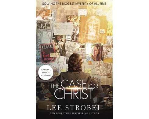 Case for Christ : Solving the Biggest Mystery of All Time (Paperback) (Lee Strobel) - image 1 of 1