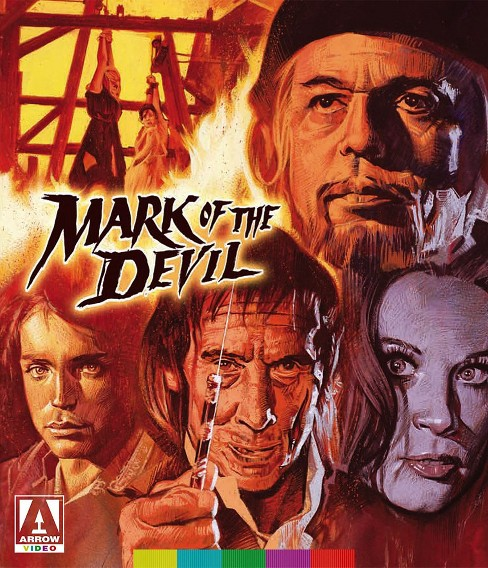 Mark of the devil (Blu-ray) - image 1 of 1