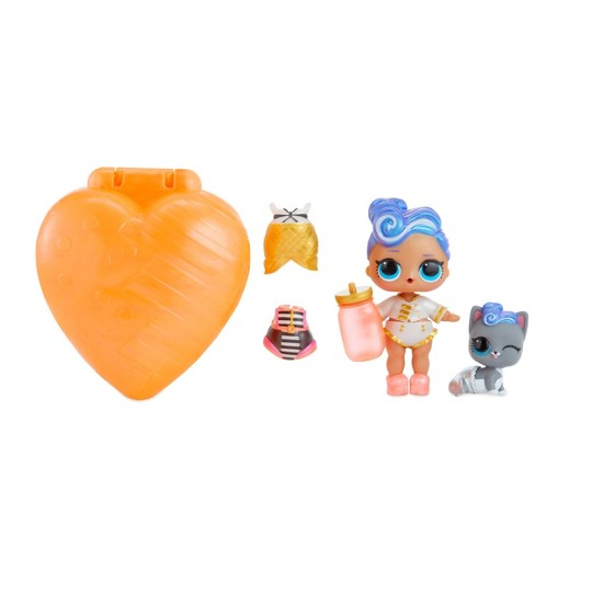 L.O.L. Surprise! Bubbly Surprise with Exclusive Doll and Pet - Orange image number null