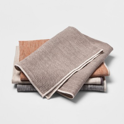 Napkin Set of 4 -Soft Neutrals - Smith & Hawken™