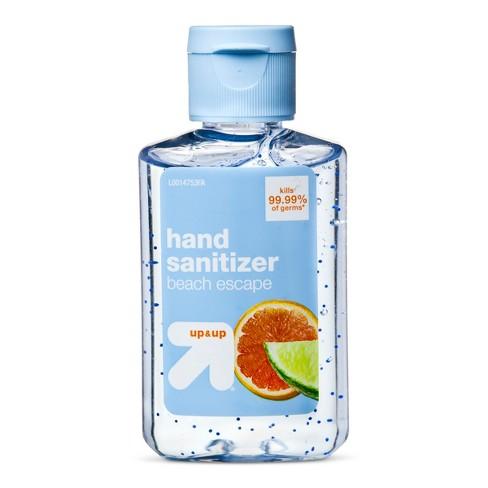 assorted scented hand sanitizer 2oz up up target