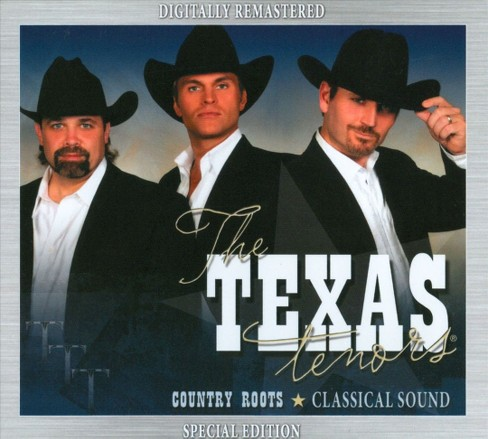 Texas Tenors - Country Roots:Classical Sound (CD) - image 1 of 1