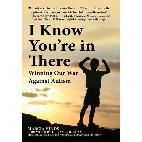 I Know You're in There - by  Marcia Hinds (Hardcover) - image 1 of 1