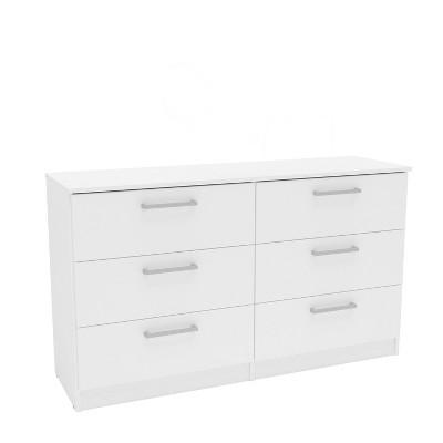 Juliette 6 Drawer Dresser - Chique