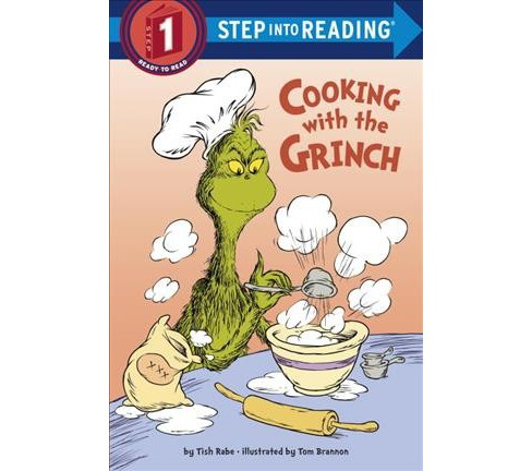 Cooking With the Grinch (Paperback) (Tish Rabe) - image 1 of 1