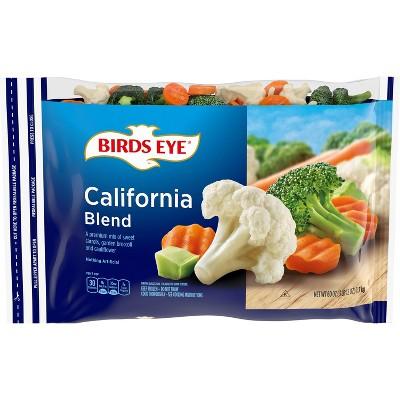 Birds Eye Frozen Broccoli Florets, Cauliflower & Carrots - 60oz