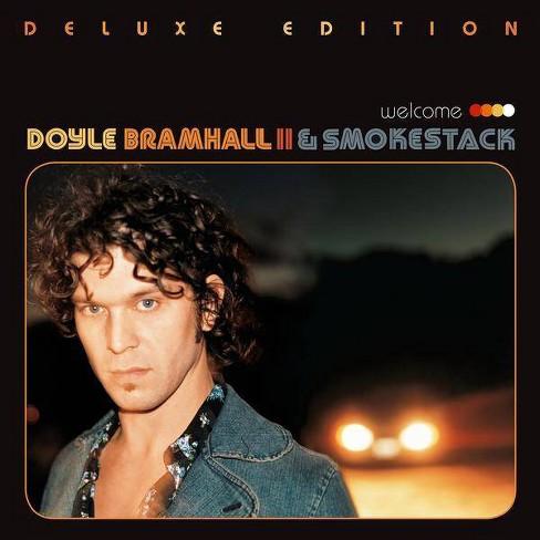 Bramhall, Doyle II - Welcome (CD) - image 1 of 1