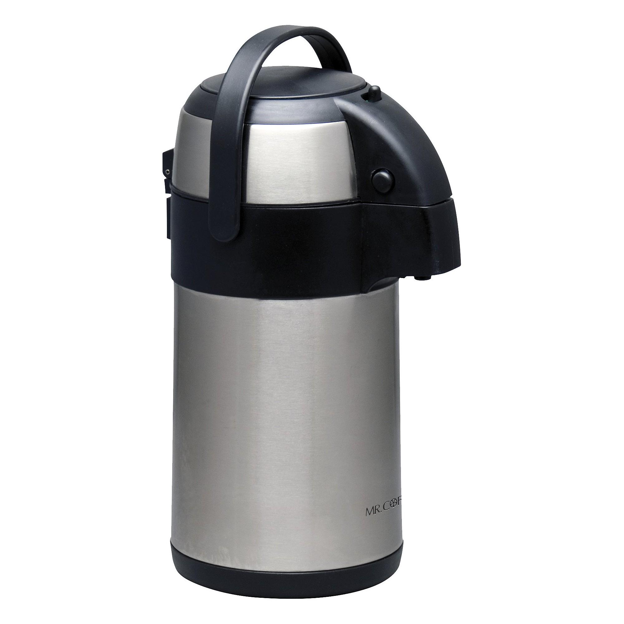 Mr. Coffee Pump Pot 2.3qt