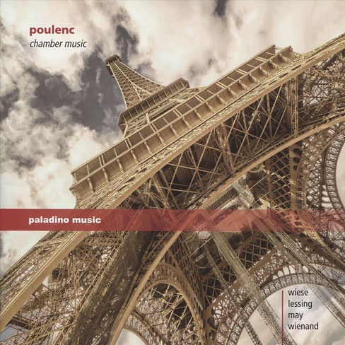 Kolja lessing - Poulenc:Chamber music (CD) - image 1 of 1
