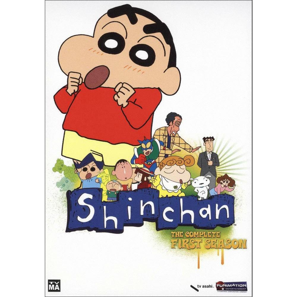 Shin chan:Season 1 (Dvd), Movies