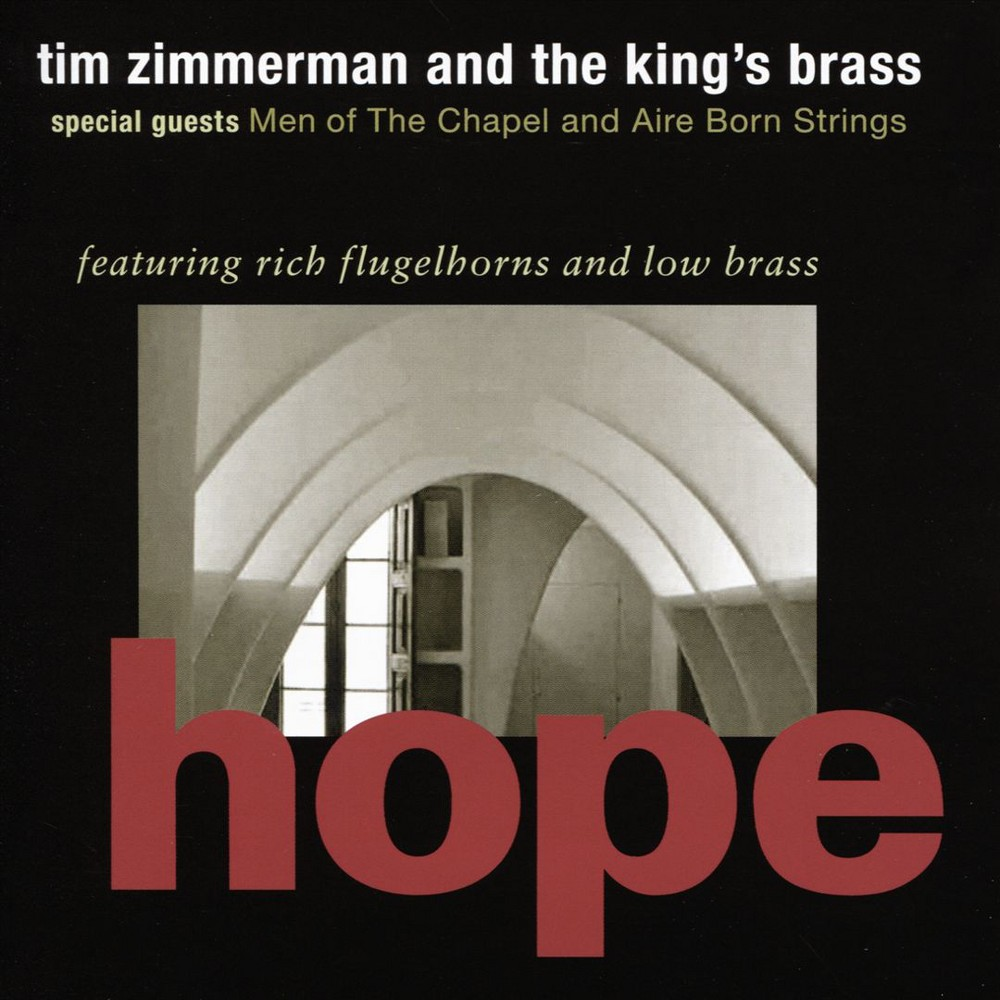 Tom Zimmerman - Hope (CD)