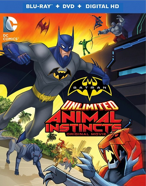 Batman Unlimited: Animal Instincts (Blu-ray) - image 1 of 1