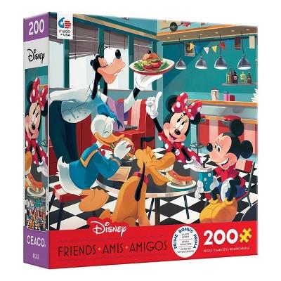Ceaco Disney: Diner Puzzle 200pc