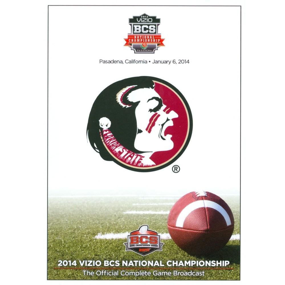 2014 Vizio Bcs National Championship (Dvd)