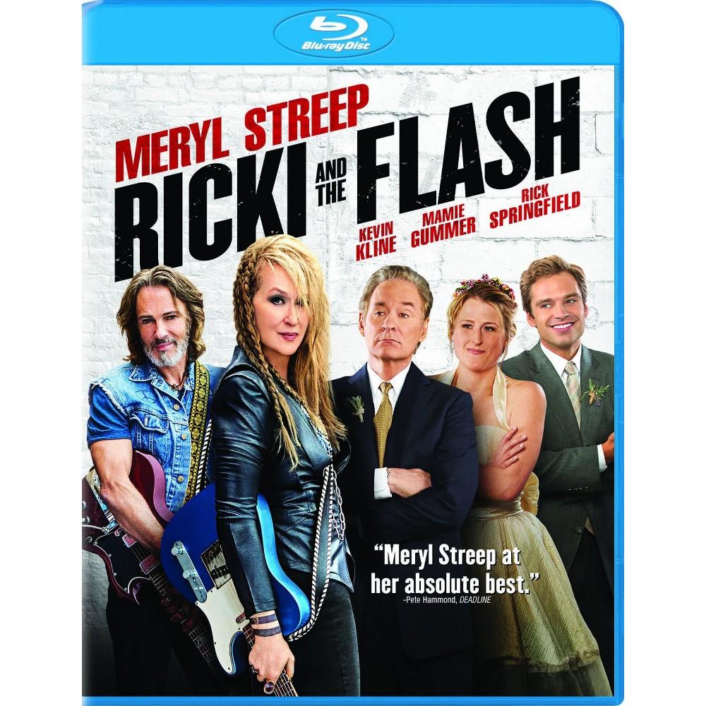 Ricki And The Flash Blu Ray Digital