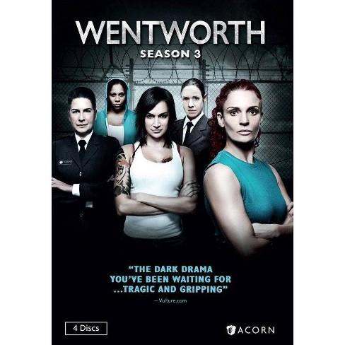 Wentworth: Season 3 (DVD) - image 1 of 1