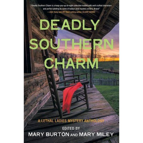 Deadly Southern Charm - (Paperback) - image 1 of 1